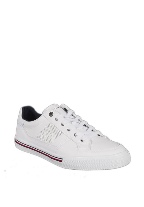Sneaker core corporate bianco TOMMY HILFIGER | Sneakers | 3393CORE CORPORATE-YBR