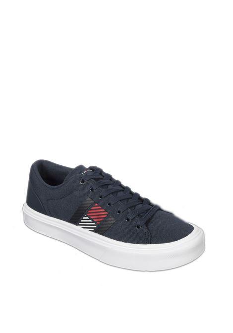 Sneaker lightweight blu TOMMY HILFIGER | Sneakers | 3400LIGHTWEIGHT-DW5