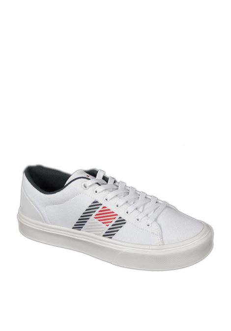 Sneaker lightweight bianco TOMMY HILFIGER | Sneakers | 3400LIGHTWEIGHT-YBR