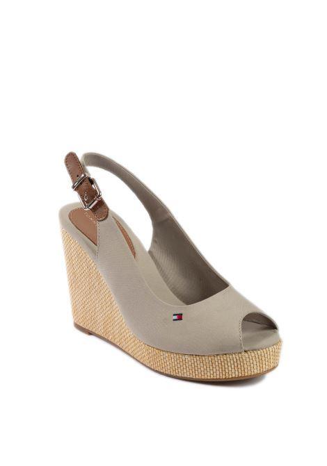 Sandalo elena beige TOMMY HILFIGER | Sandali | 4789ELENA-AEP