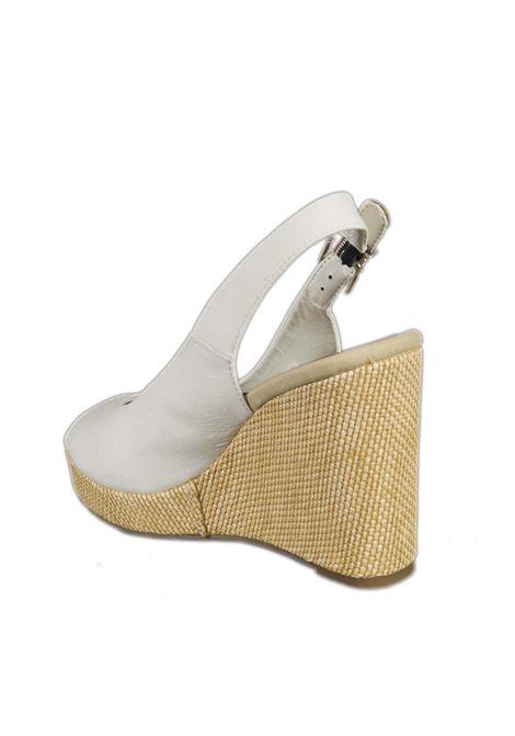 Sandalo elena bianco TOMMY HILFIGER | Sandali | 4789ELENA-YBI