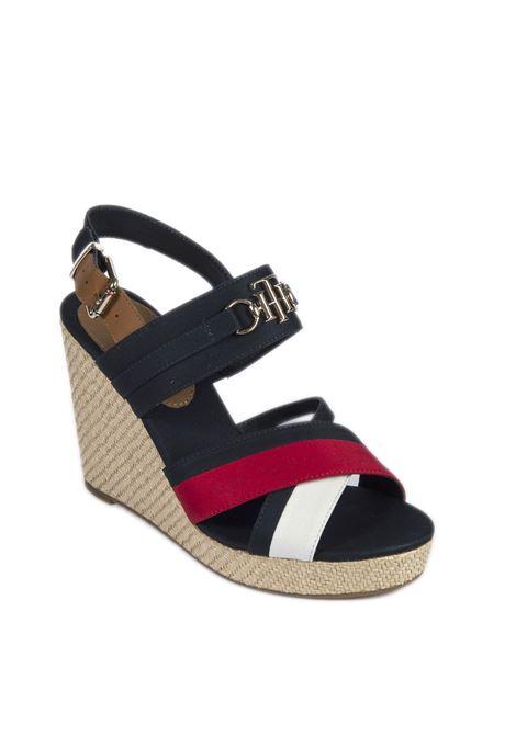 Sandalo essential multicolor TOMMY HILFIGER | Sandali | 5615ESSENTIAL-0GY