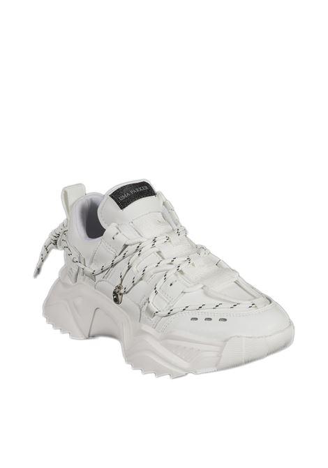 Sneaker helsinki bianco UMA PARKER NEW YORK | Sneakers | HELSINKIPELLE-WHITE