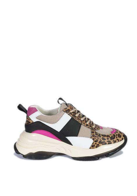Sneaker seul brown multi UMA PARKER NEW YORK | Sneakers | SEULCAM/TESS-BROWN