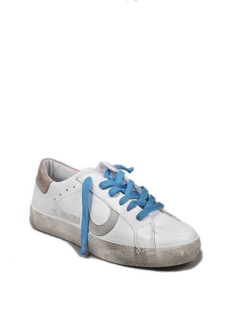 Sneaker super moon bianco/rosa UMA PARKER NEW YORK | Sneakers | SUPER MOONPELLE-BIANCO/ROSA