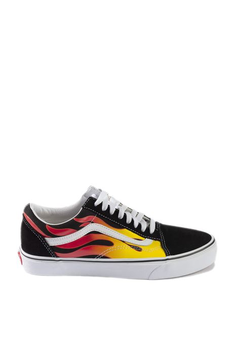 Sneaker Old Skool Flame ox VANS | Sneakers | VN0A38G1PHN1OLD SKOOL-BLACK/WHITE
