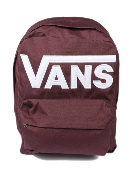 Zaino old skool bordeaux VANS | Zaini | VN0A3I6R4QU1OLD SKOOL BACKPACK-PORT ROYALE