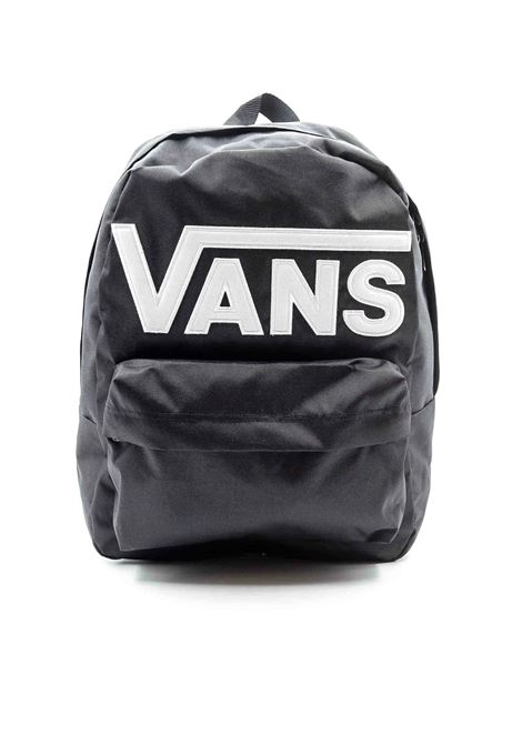 Zaino old skool nero/bianco VANS | Zaini | VN0A3I6RY281OLD SKOOL-BLACK/WHITE
