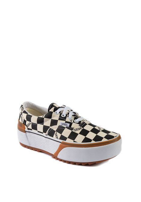Sneaker era stacked check multi VANS | Sneakers | VN0A4BTOVLV1ERA STACKED CHECKE-MULTI/TRUE