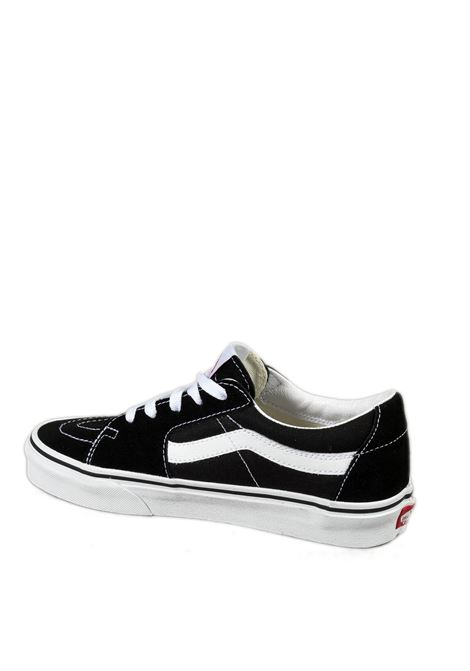 Sneaker sk8 low nero/bianco VANS | Sneakers | VN0A4UUK6BT1SK8 LOW-BLACK/WHITE
