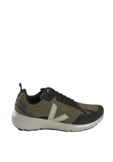 Sneaker condor verde/nero VEJA | Sneakers | CONDOR 2ALVEOMESH-012459
