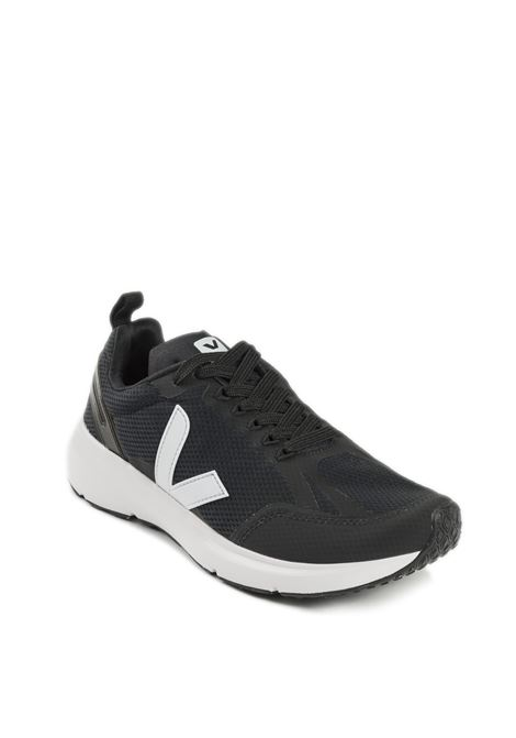 Sneaker condor nero/bianco VEJA | Sneakers | CONDOR 2ALVEOMESH-012511