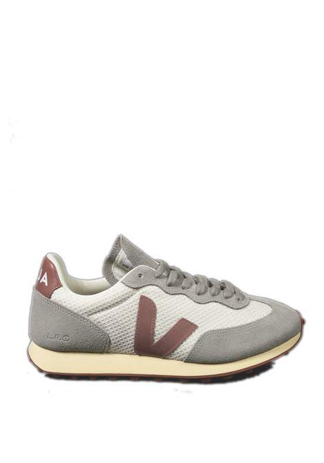 Sneaker rio branco mesh bianco/nero VEJA | Sneakers | RIO BRANCOALVEOMESH-012522