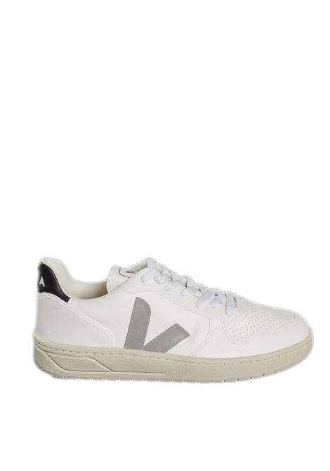 Sneaker v10 grigio/nero VEJA | Sneakers | V-10UCWL-072527