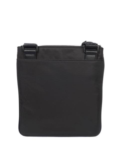 Tracolla s zip nero VERSACE JEANS COUTURE | Borse a spalla | BA571895-899