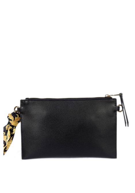 Tracolla foulard nero VERSACE JEANS COUTURE | Borse mini | BAX71875-899