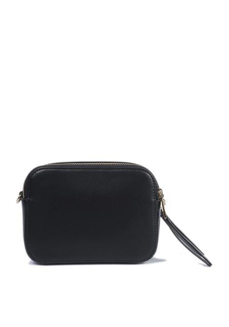 Tracolla zip nero multicolor VERSACE JEANS COUTURE | Borse mini | BG471727-M27
