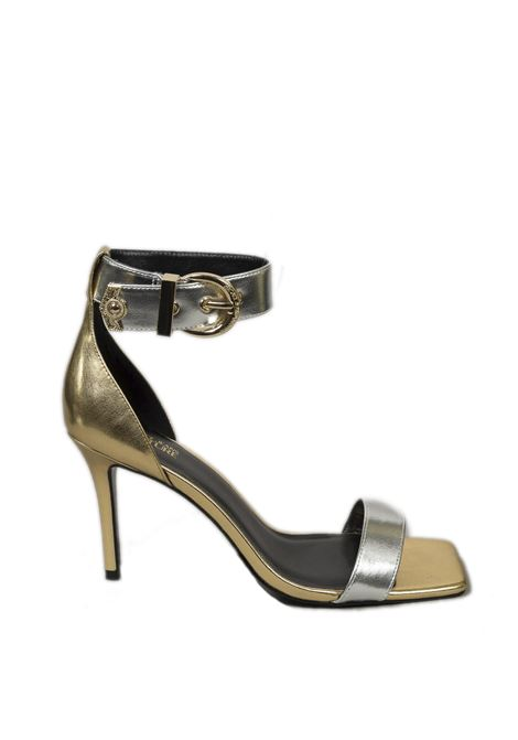 Sandalo emily oro/argento VERSACE JEANS COUTURE | Sandali | S7071980-MGD