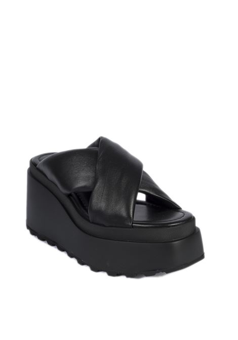 Sandalo betty nero VIC MATIÈ | Sandali | 5702BETTY-101