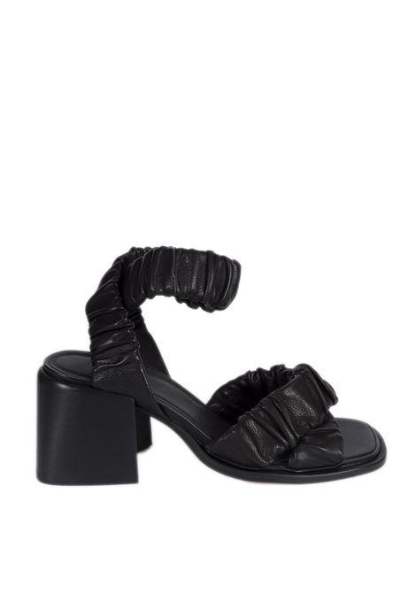 Sandalo frida nero VIC MATIÈ | Sandali | 5778FRIDA-101