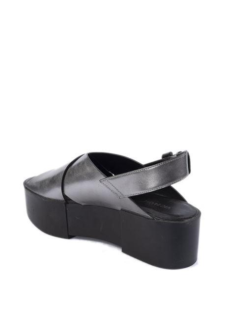 Sandalo platform argento VIC MATIÈ | Sandali | 7210LAM-101