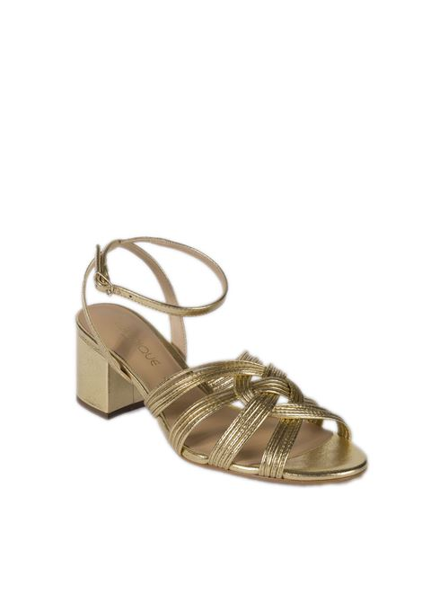 Sandalo roma oro VICENZA | Sandali | 1619ROMA7-ORO