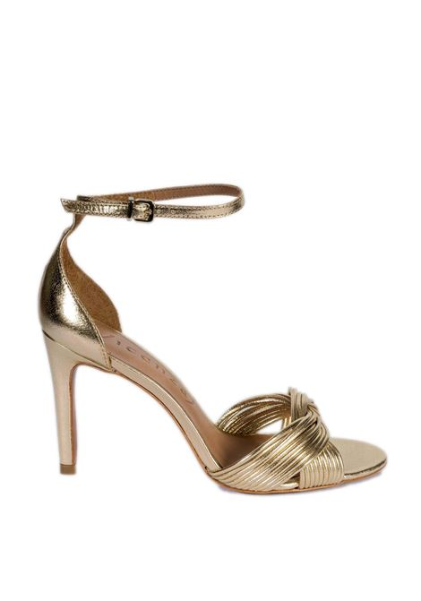 Sandalo paris oro VICENZA | Sandali | 619109ZPARIS-ORO