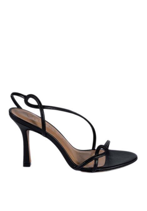 Sandalo paris nero VICENZA | Sandali | 920003ZPARIS-NERO