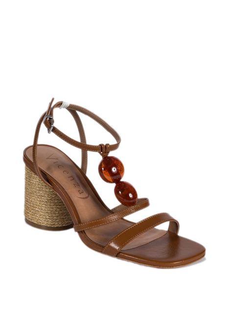 Sandalo padua cuoio VICENZA | Sandali | 942001Z1PADUA-CUOIO