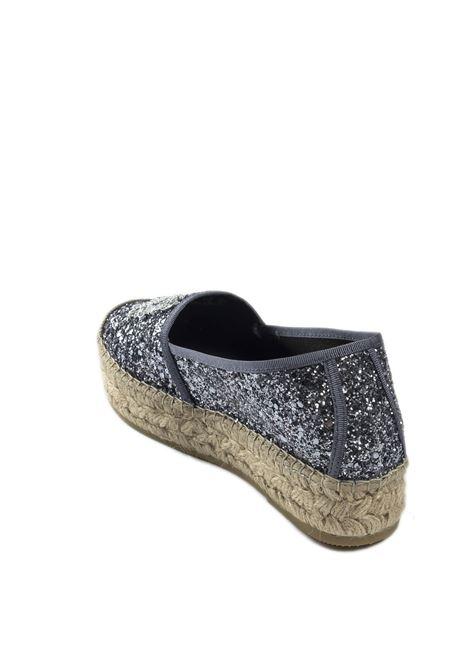 Esapdrillas glitter argento VIDORRETA | Espadrilles | 06238GLITT-GRIS