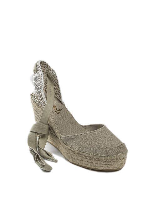 Espadrillas lino pietra VIDORRETA | Espadrilles | 11700LINO-PIEDRA