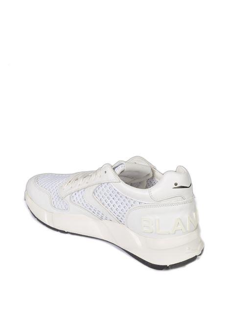 Sneaker arpolh bianco VOILE BLANCHE | Sneakers | 2013473ARPOLH MESH-0N01