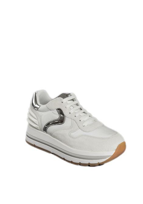 Sneaker maran power bianco/argento VOILE BLANCHE   Sneakers   2014751MARAN POWER-1N02
