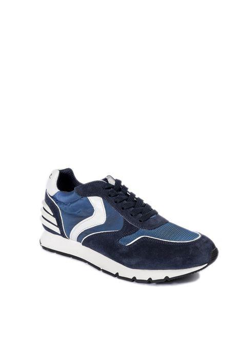 Sneaker liam power blu VOILE BLANCHE | Sneakers | 2015677LIAM POWER-0C01