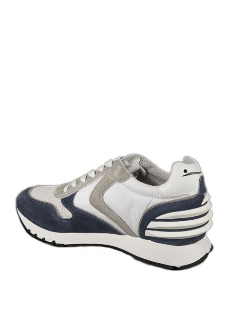 Sneaker liam power bianco/blu VOILE BLANCHE | Sneakers | 2015677LIAM POWER-1C55