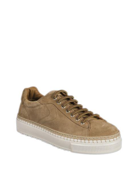Sneaker caprera cuoio VOILE BLANCHE | Sneakers | 2015716CAPRERA-0D03