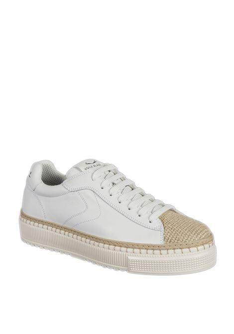 Sneaker caprera beige/bianco VOILE BLANCHE | Sneakers | 2015716CAPRERA-1E05