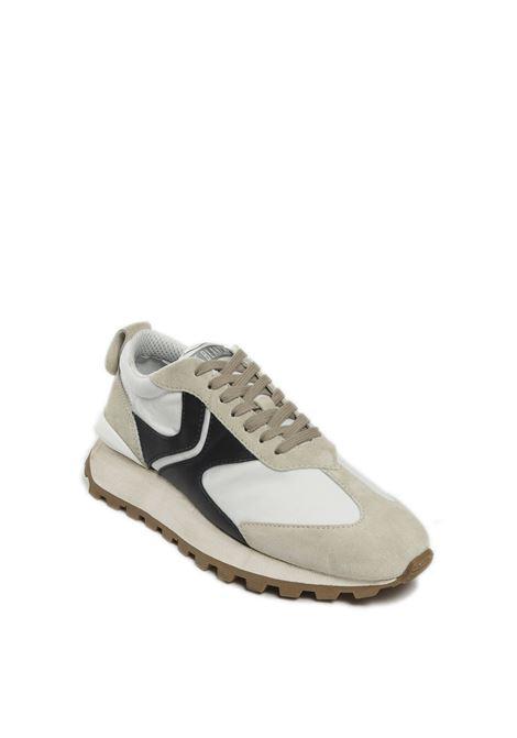 Sneaker qwark bianco/blu VOILE BLANCHE | Sneakers | 2015856QWARK-1B83