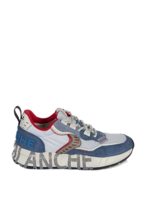 Sneaker club blu/bianco VOILE BLANCHE   Sneakers   2015926CLUB01-1C86