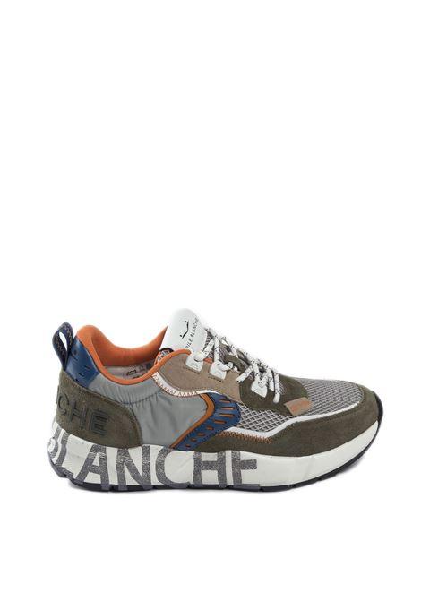 Sneaker club verde/grigio VOILE BLANCHE | Sneakers | 2015926CLUB01-1F26