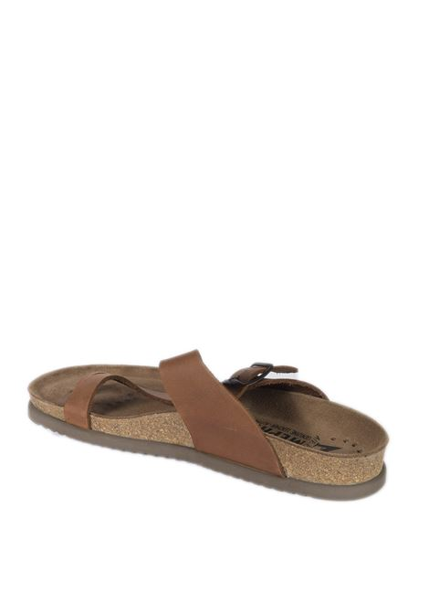 MEPHISTO INFRADITO NIELS CUOIO MEPHISTO | Sandali flats | NIELSSCRATCH-3478
