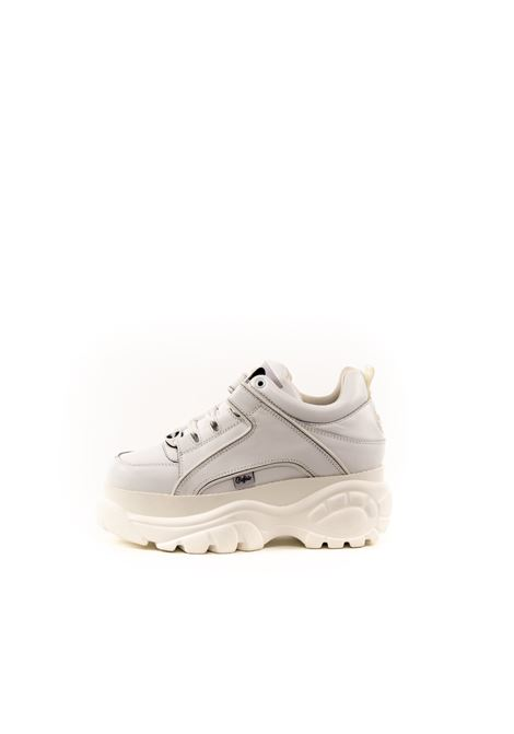 BUFFALO SNEAKER COW BIANCO BUFFALO | Sneakers | 1339NAPPA-WHT