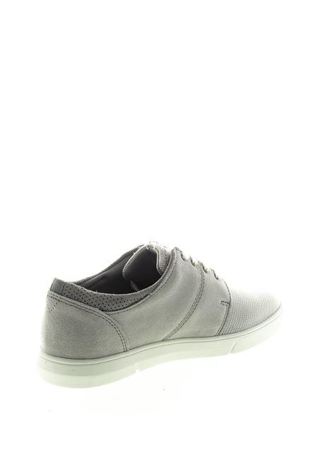 CLARKS SNEAKER LANDRY EDGE GRIGIO CLARKS | Sneakers | LANDRY EDGEMESH-GREY