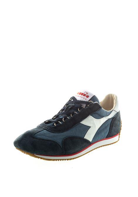 DIADORA SNEAKER EQUIPE BLU MARE DIADORA | Sneakers | 174735EQUIPE-60125
