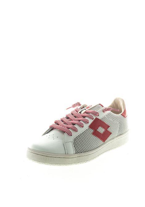 LOTTO SNEAKER AUTOGRAPH BIANCO/ROSSO LOTTO | Sneakers | L58224AUTOGRAPH NET-WHT/CH