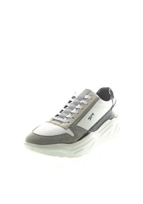 TSUBASA SNEAKER KYUN BIANCO/BLU TSUBASA | Sneakers | KYUNPELLE-GREY/NAVY