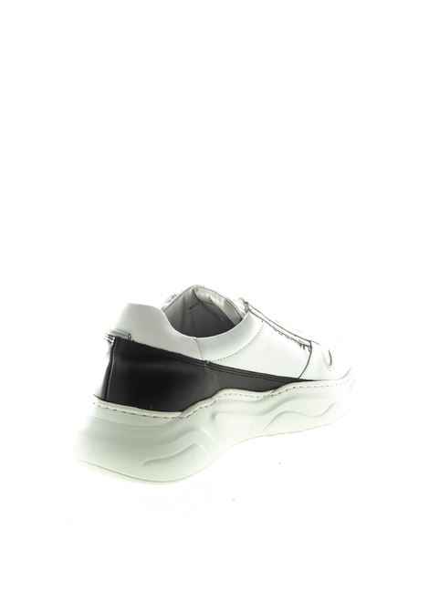 TSUBASA SNEAKER KYUN BIANCO/NERO TSUBASA | Sneakers | KYUNPELLE-WHITE