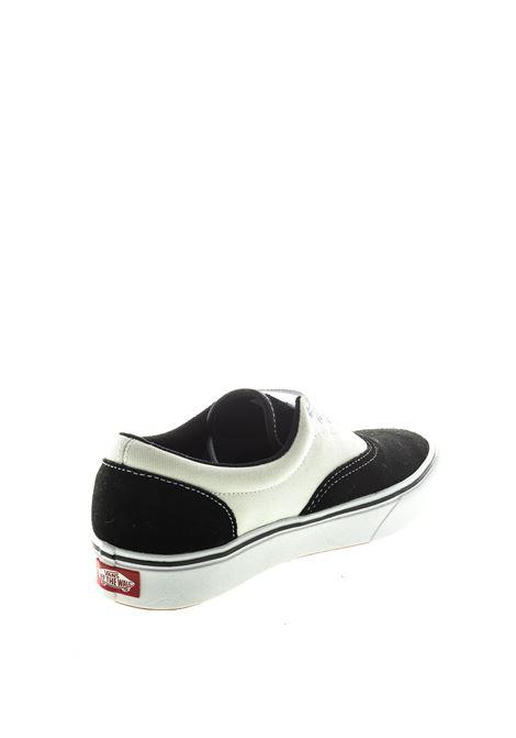 VANS SNEAKER ERA COMFY CUSH BIANCO/NERO VANS | Sneakers | VN0A3WM9N8K1COMFY-BLK/MAR