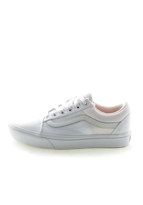 VANS SNEAKER OLD SKOOL COMFY CUSH BIANCO VANS | Sneakers | VN0A3WMAVNG1 DOLD SKOOL COM-WHT