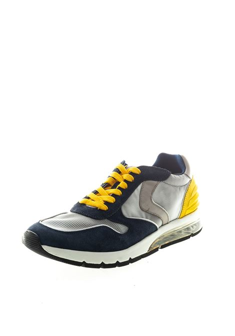 VOILE BLANCHE SNEAKER LIAM POWER BIANCO/GIALLO VOILE BLANCHE | Sneakers | 2013914LEAN POWER-1C05
